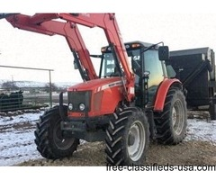2013 Massey Ferguson 5470 Tractor For Sale