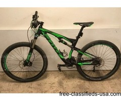 Scott Spark Bicycle