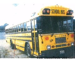 1999 Blue Bird 72 Passenger Bus for Sale