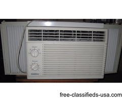 window airconditioners