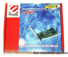 Ethernet Card - Encore - ENLGA-1320 - NEW