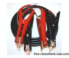 Jumper Cables - Heavy Duty - NEW