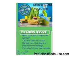 Greenfire Cleaning