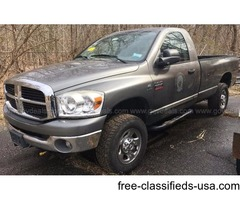 2007 Dodge Ram 2500 SLT 4WD Heavy Duty 6.7L Cummins Diesel