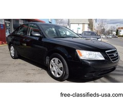 2009 Hyundai Sonata GLS 4dr Sedan! Power Driver Seat