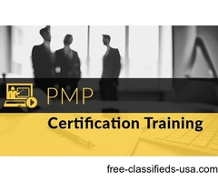 PMP Certification Program in San Francisco