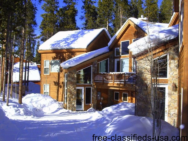 Breckenridge Colorado Cabin Rentals