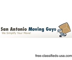 Affordable Move in San Antonio - sanantoniomovers.pro