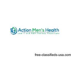 Action Men's Health | Testosterone Therapy Clinic