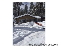 Vacation Home Rental in Big Bear Lake City