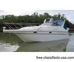 1998, 27' MAXUM 2700 SCR in Excellent Running Condition & Super Clean