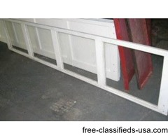 8x7 garage door panels