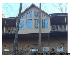 Winchester TN 3 acre Lake Front 6Bdrm 4b w/Dock