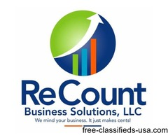 Bookkeeping. Payroll. Business Consulting