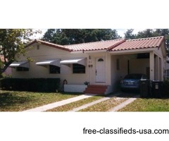 Beautiful home in Virginia Gardens / Miami Springs area features 3 Bedrooms