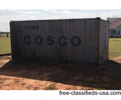 Shipping Containers | free-classifieds-usa.com