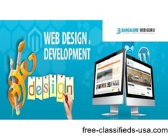 Design and Develop Your Business Website Within Your Budget at bangalorewebguru