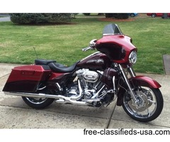 2012 screamin eagle Streetglide HD