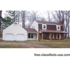 Beautiful Country 3bd 2bth on 51/2 acres