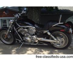 Harley VSRCA