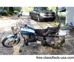 94 Harley Davidson Dyna Wide Glide
