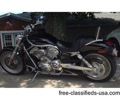 2004 VSRCA Harley vrod