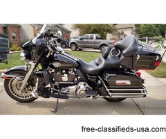 2010 Harley Ultra