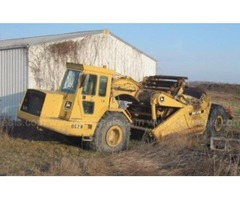 2000 John Deere 862B Scraper