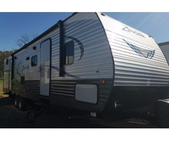 """2017 """" ZINGER """" Z-1 328SB LOADED WITH TONS OF FUN"""