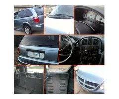 2005 Dodge Enter Handicapped Accessible Van