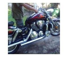 2006 VTX 1800 Honda Motorcycle
