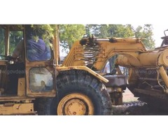 1983 Caterpillar 613B Scraper