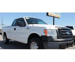 2010 Ford F150 XL Ext Cab 4X4
