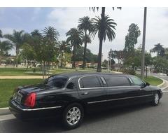 Wedding Transportation - Stretch Limousine $80/hr