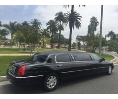 Stretch Limousine Rental $80/hr