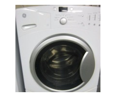 GE FRONT LOAD WASHER MACHINE