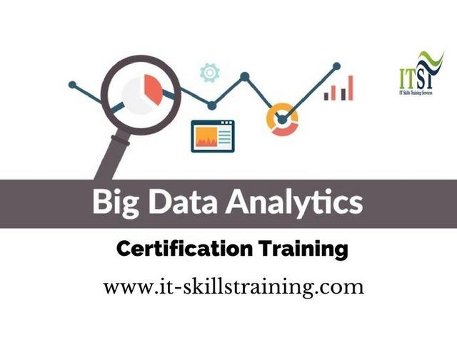 Big Data Analytics Training and Certification