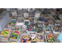 Looking to purchase your comic book collection