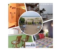 BEACH FRONT CONDO LARGE STUDIO