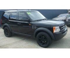 2006 Land Rover LR3 4WD 4dr SUV