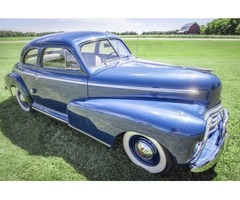1946 Chevy Stylemaster Business Coupe