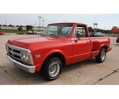 1970 GMC Stepside Pickup