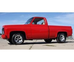 1980 C10 Pickup