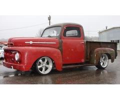 1951 Ford Rat- F100