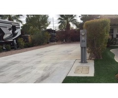 RV Lot for sale-Las Vegas Luxury Motorcoach Resort