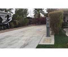 RV Lot for sale-Las Vegas Luxury Motorcoach Resort