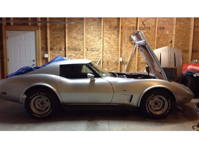 1977 corvette street rod