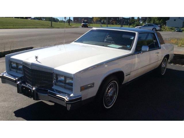 1983 Cadillac Eldorado 4.1LV8