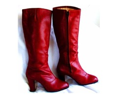 Brand New Ladies (Women's) EU Hand-made Fashion Boots US Size 8