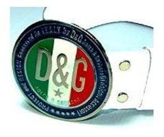 Brand New Men's Dolce & Gabbana Belt(s) Made in Italy